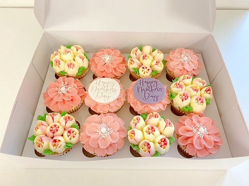 Cupcakes For A Mother's Day Gift