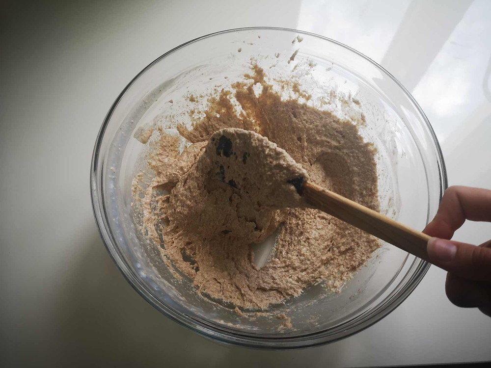 eves cakes dublin easy brown soda bread recipe  consistency