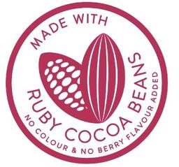 Ruby Chocolate Stamp