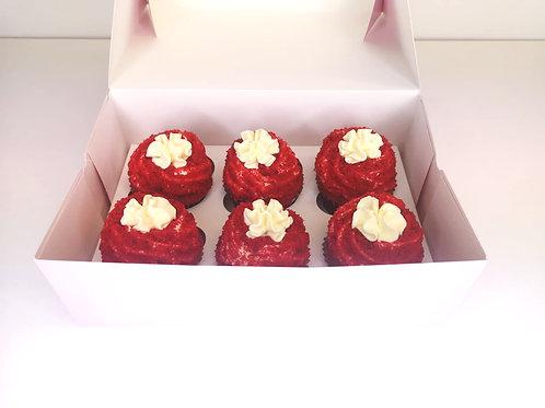 Signature Red Velvet Cupcakes