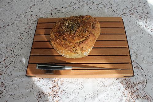 Planche à couper le pain format 420 x 285 mm