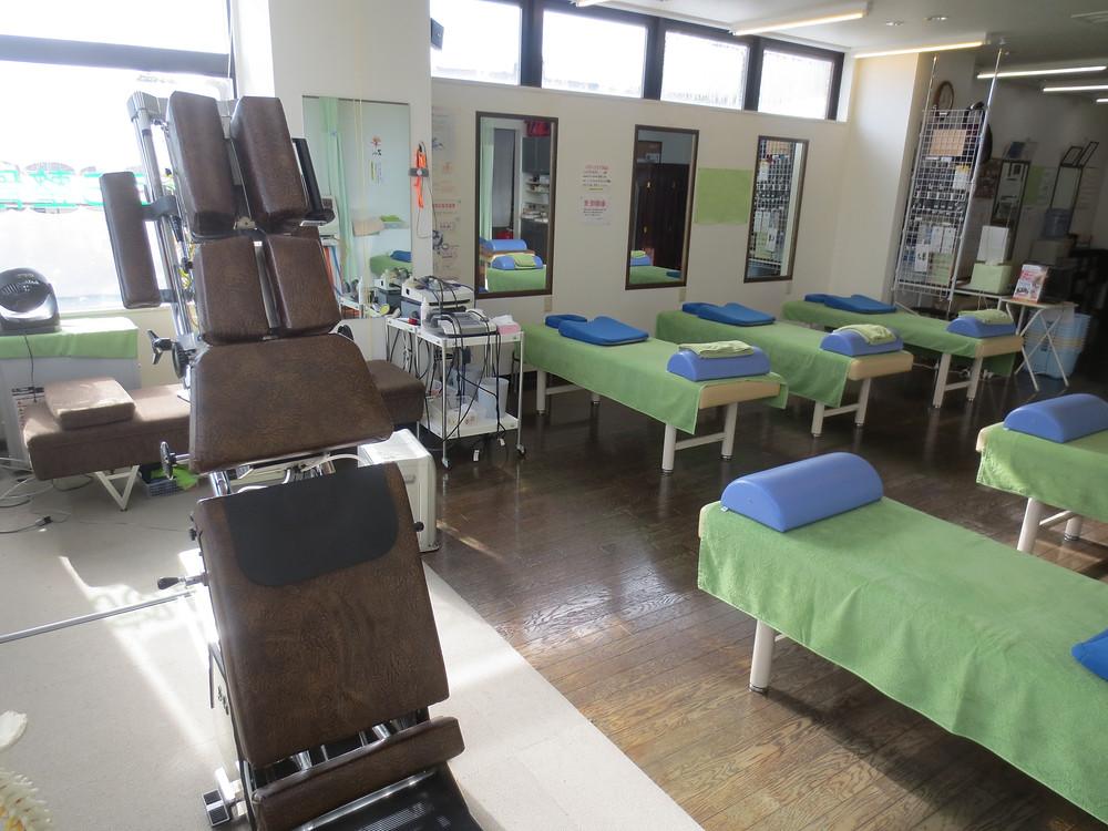 仙台市青葉区 やまうら整骨院 整体 矯正 スポーツ 首肩腰 痛み 疲労