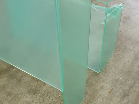 Protection Screen for Office Reception