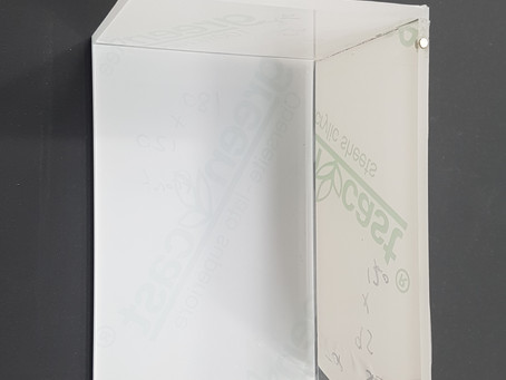 Acrylic clear box