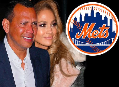 ARod and JLo Looking to Buy Mets