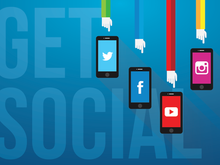 Use Social Media to Get Recruited!