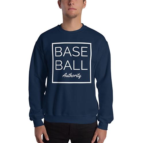 Authority Script Crewneck Sweatshirt