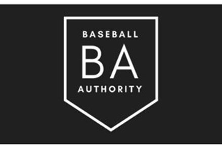 Baseball Authority Sticker