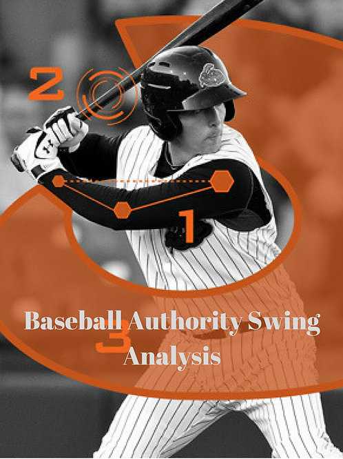 Baseball Authority Swing Analysis