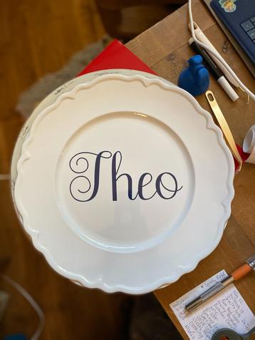 Custom Made Platters
