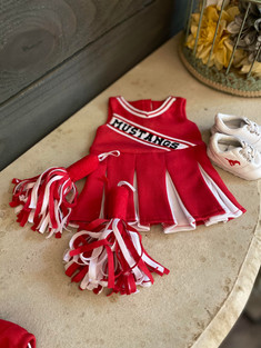 Customized Cheerleader Uniforms
