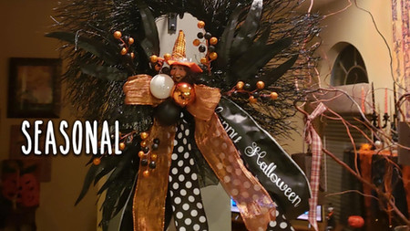 Halloween, Christmas, Mardi Gras - The sky is the limit with our seasonal design inspirations.