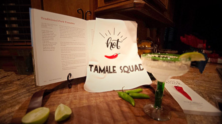 Tamale Aprons for Tamalada Party
