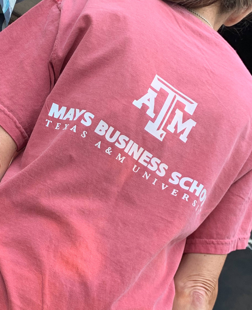 Custom T-Shirt Design Kingwood Texas