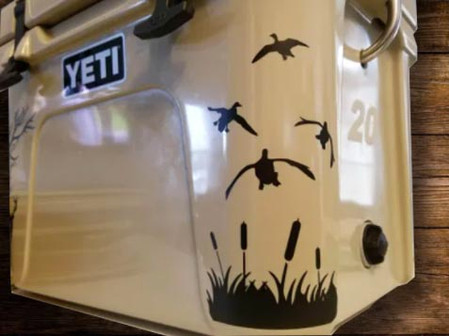 Transform that Yeti cooler in a work of art
