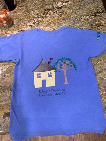 Simple T Shirt for the kiddos