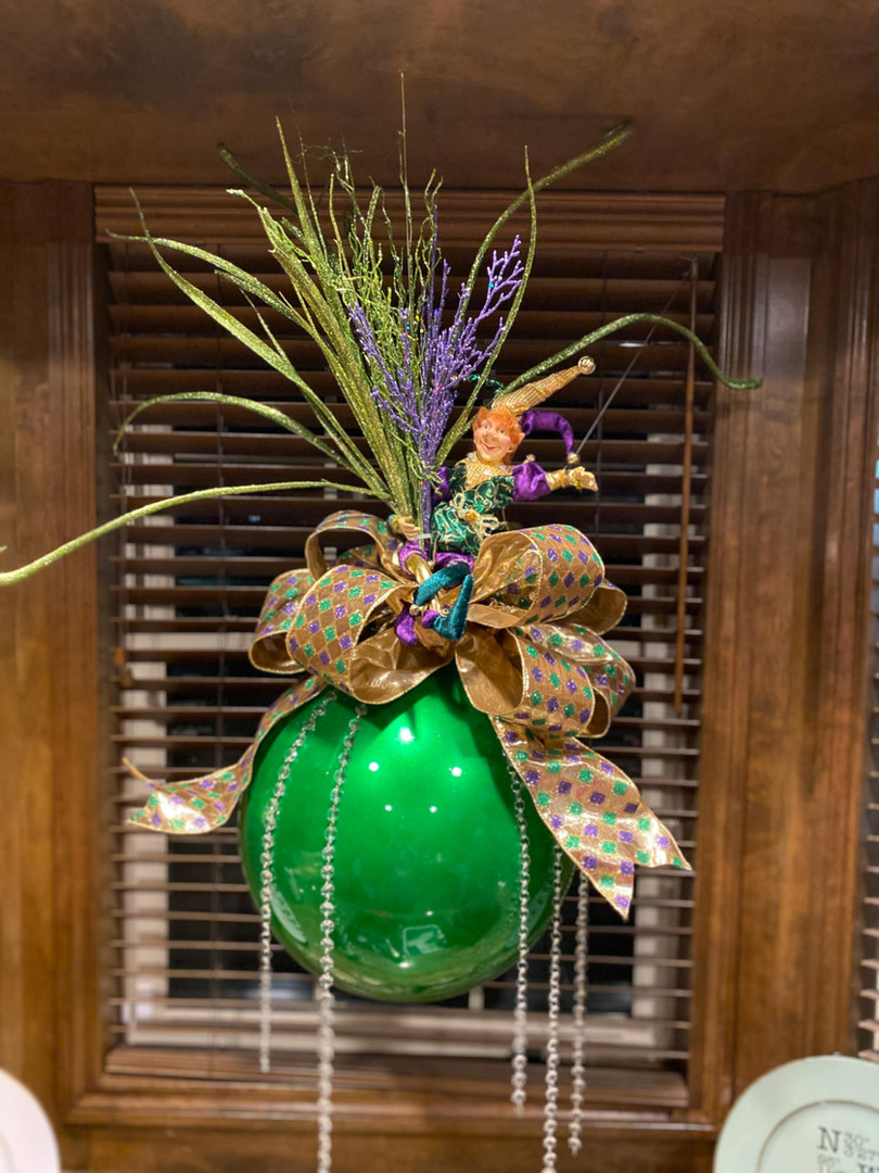 Mardi Gras Gifts Custom Houston Texas