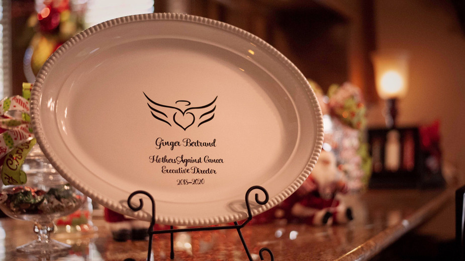 Platters Make A Memorable Gift