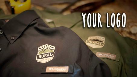 Custom Logo Clothing Made to Order