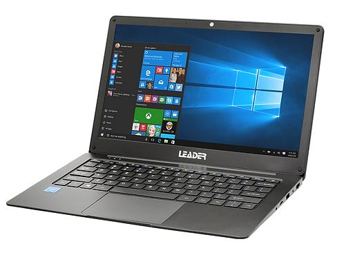 Leader Companion 409PRO Notebook, 13.3' Full HD, Celeron, 4GB,64GB + 240GB SSD