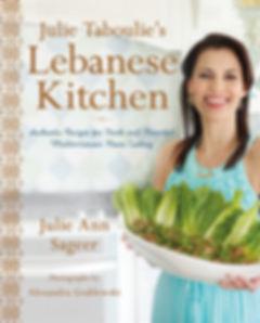 Julie Taboulie Cookbook