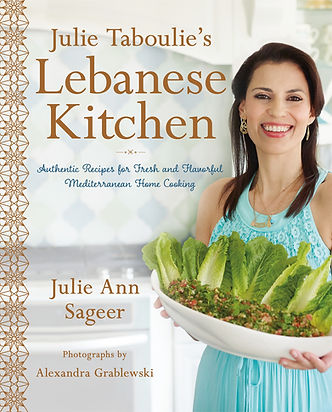 Julie Taboulie Cookbook