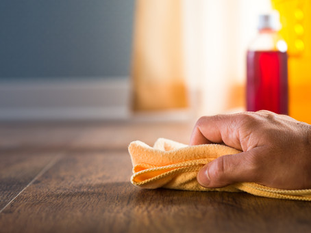 How to Maintain Your New Floors