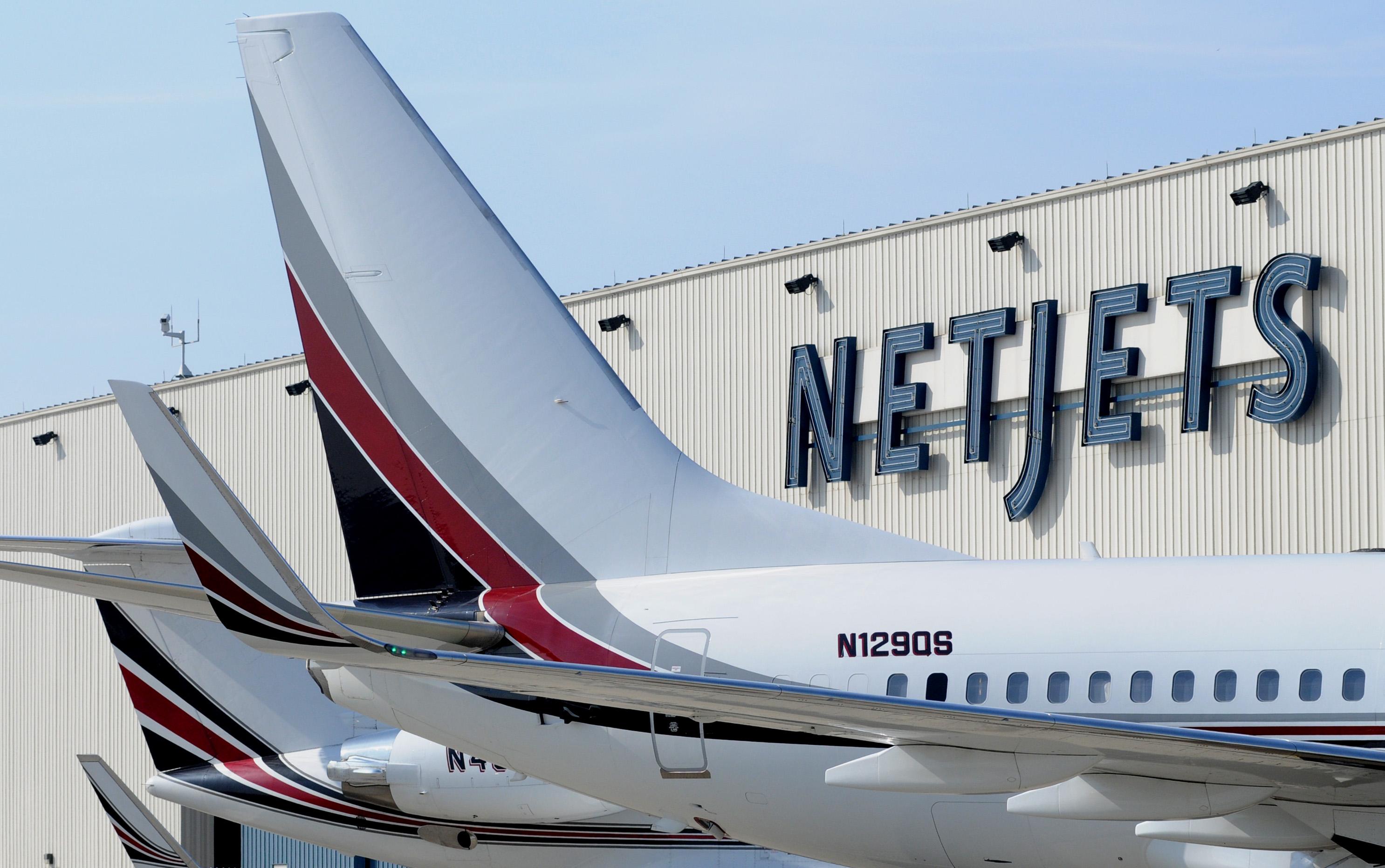 Westchester Airport - Net Jets