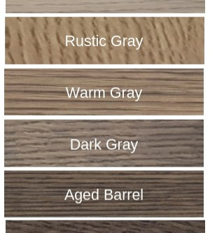 New Duraseal Heritage Colors - New Gray Blends