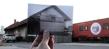 Woodstock, Ga Train Station