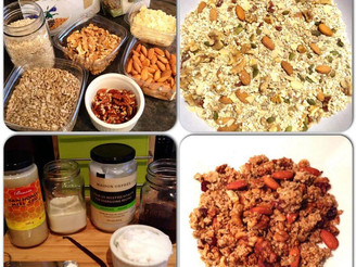12 MIX N' MATCH HEALTHY TRAIL MIX INGREDIENTS