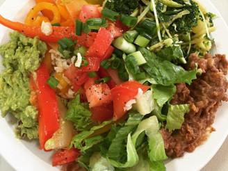Easy & Delicious Burrito Bowl Recipe!