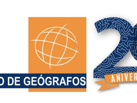 El GeoHprofe se incorpora a la directiva nacional del Colegio de Geógrafos