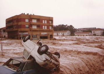 Hoy se cumplen 37 años de la riada de Valencia de 1982