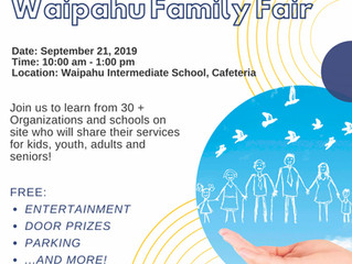 Waipahu Complex Family Fair