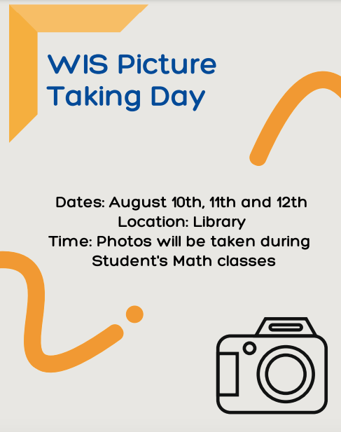 Picture Taking Information