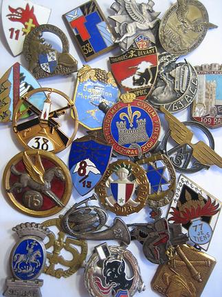 Armored, insignia, Depose, Beranger, Bertrand