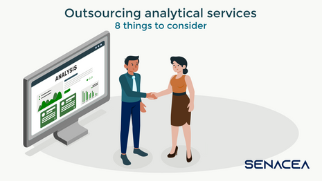 8 Things To Consider When Outsourcing Analytical Services