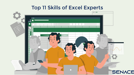 Top 11 Skills of Excel Experts