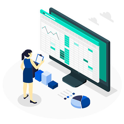 spreadsheet consulting service