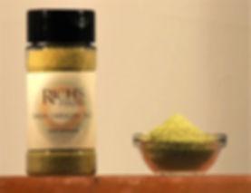 garlic siracha salt, sriracha