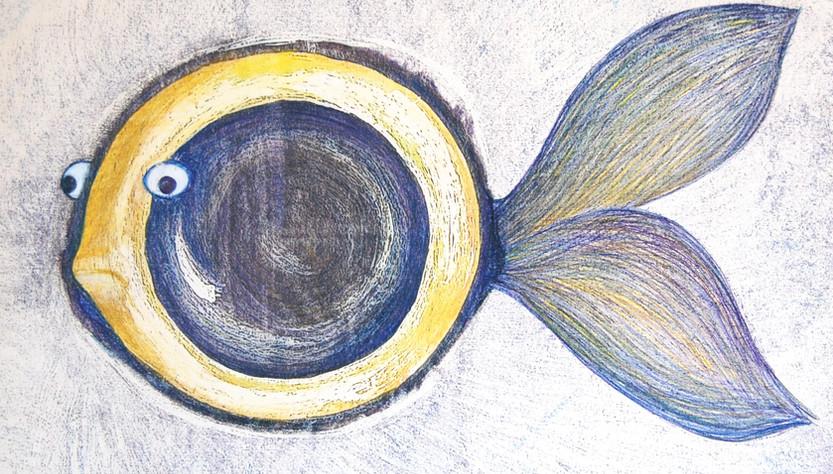 Occhio al pesce