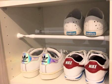 鞋櫃收納|3個整理流程,輕鬆收納斷捨離!