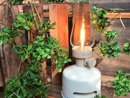 MoriMori煤油燈藍芽音響|實用與美學的結合