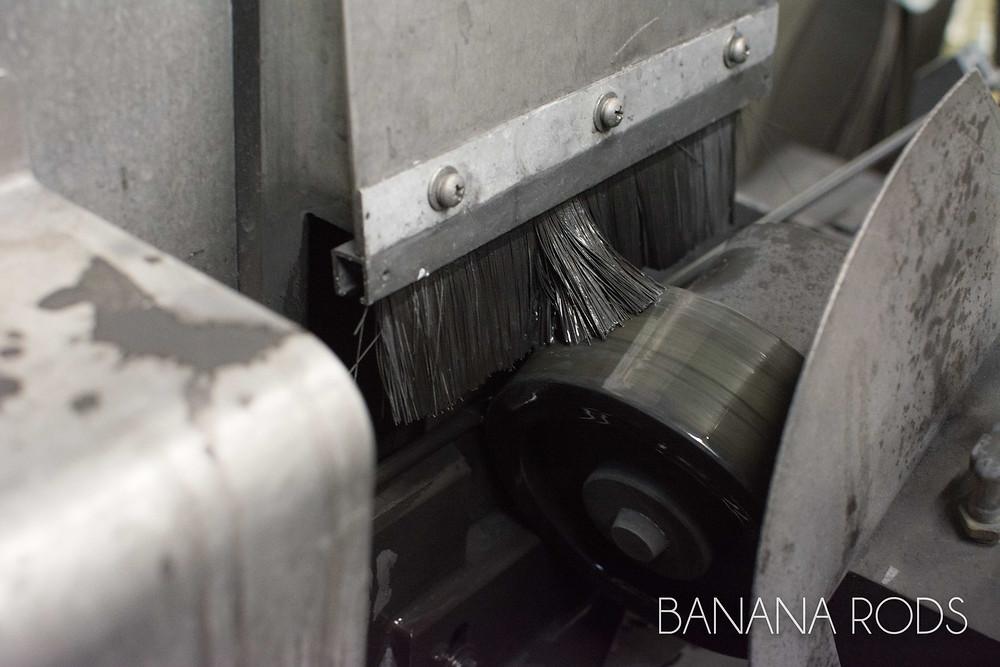 Sanding - Banana Rods