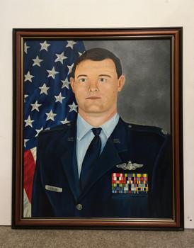 "Lt. Col. Dustin ""CHAOS"" Hudson"