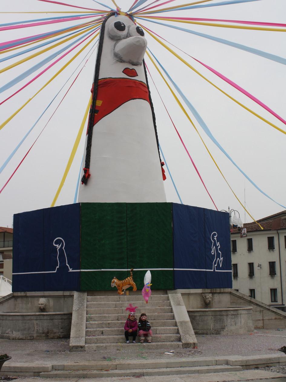 Carnivale, Marsure, Italy