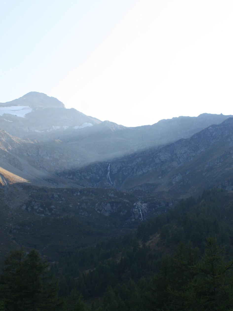 Scenic Drive through Austria