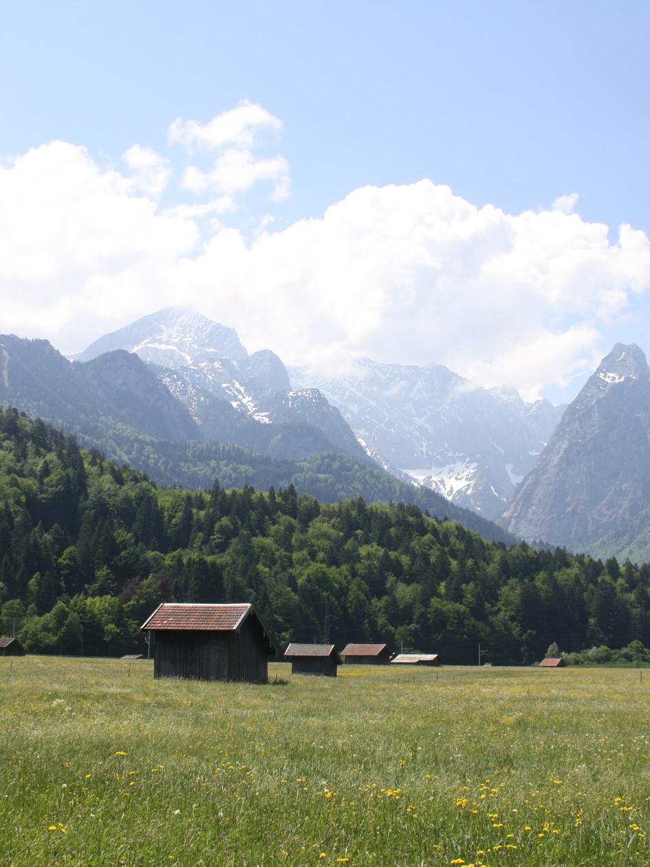Zugspitze, Garmish, Germany