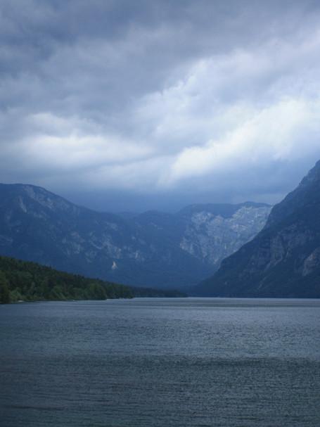 Lago De Barcis, Italy